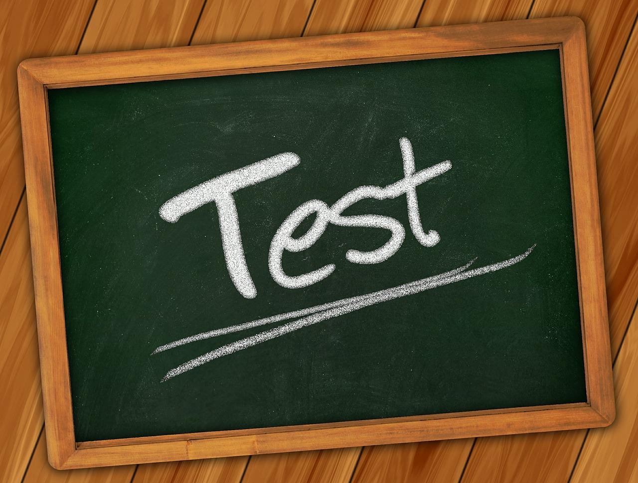 הכנה למבחן